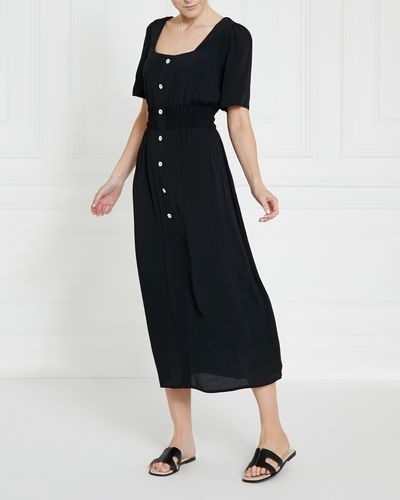 Gallery Square Neck Dress