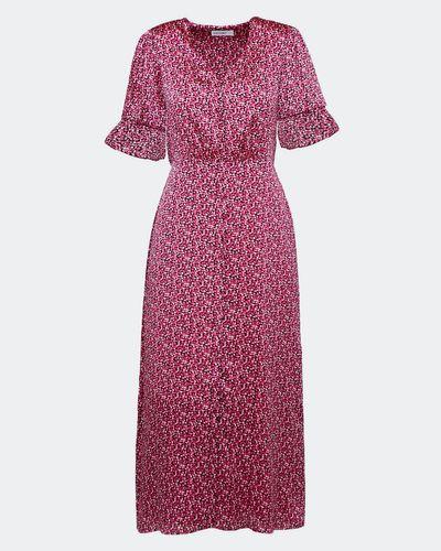 Gallery Merida Print Dress