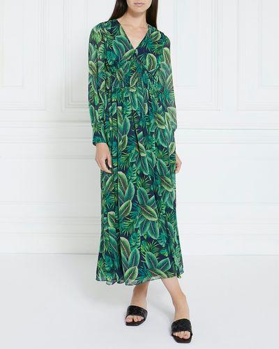 Gallery Andorra Print Dress