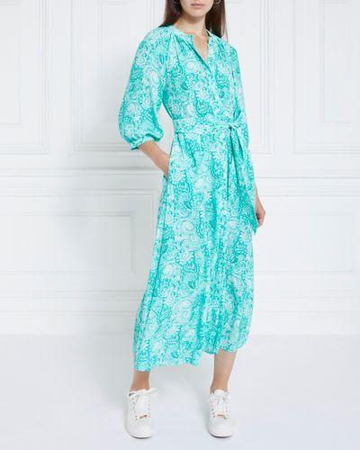 Gallery Marais Print Dress