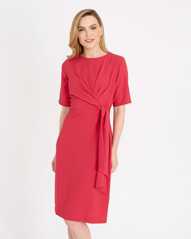 pinkGallery Bow Tie Dress