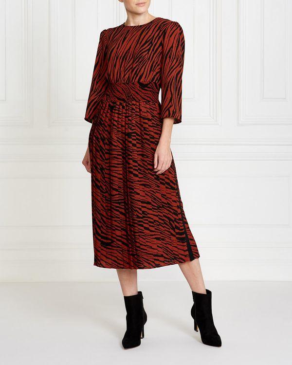 Gallery Printed Dress