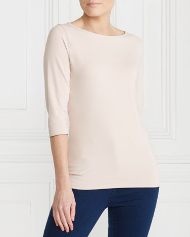 Gallery Boat Neck Top