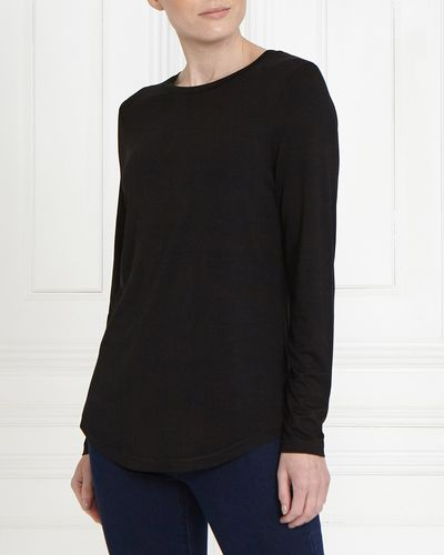 Gallery Round Neck Top thumbnail