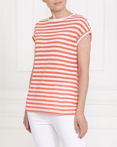 Gallery Stripe T-Shirt