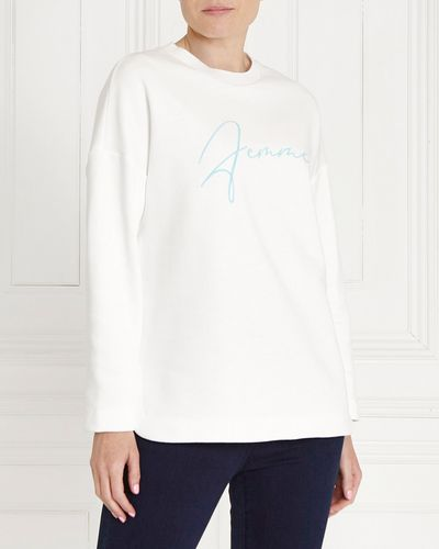 Gallery Rib Neck Sweater