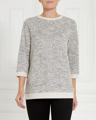 Gallery Jacquard Sweater