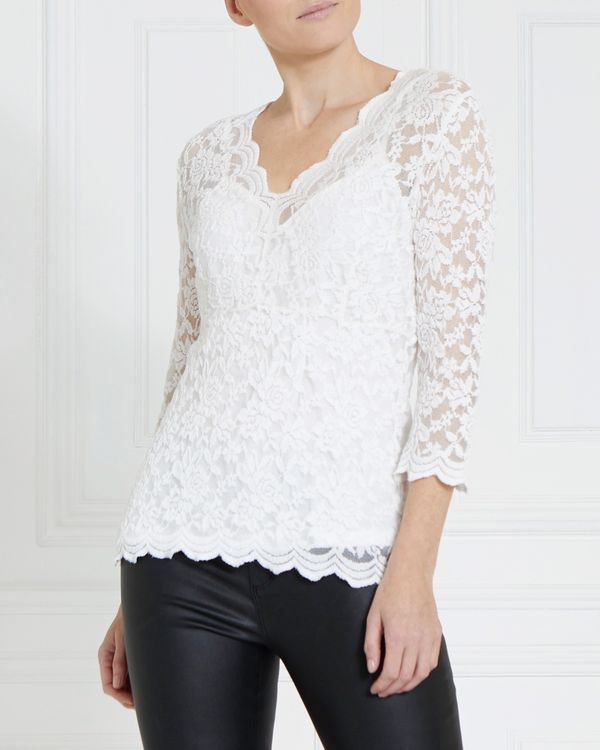 Gallery Lace Top