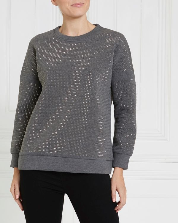 Gallery Sparkle Sweater
