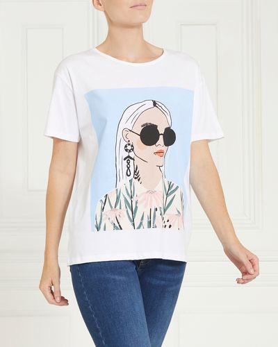 Gallery Printed T-Shirt