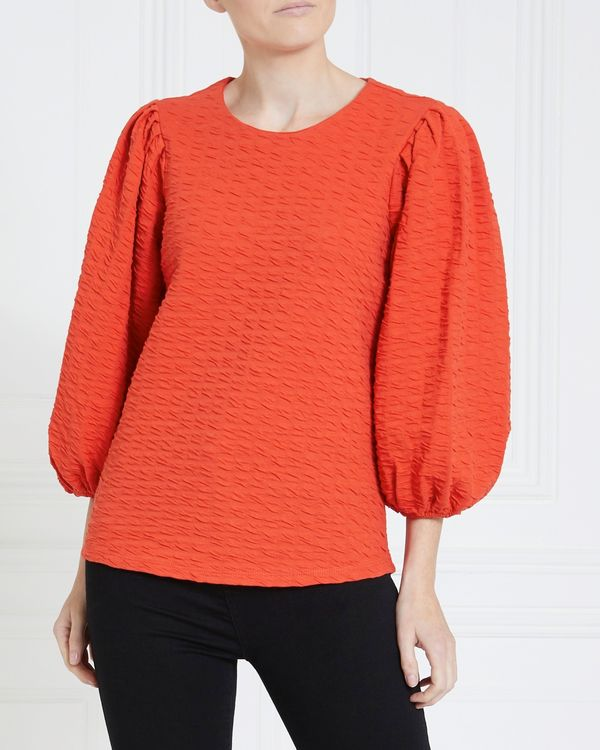 Gallery Puff Sleeve Top
