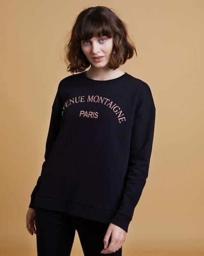 Gallery Bijou Slogan Sweater