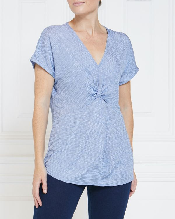 Gallery Luna Knot Top