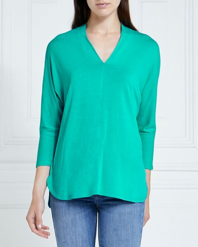 Gallery V-Neck Top thumbnail