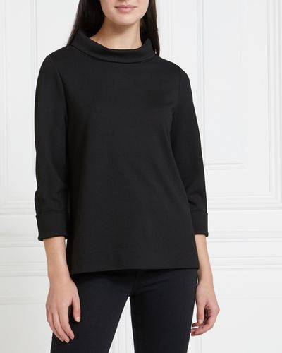 Gallery Tube Neck Top