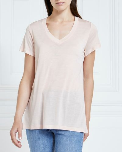 Gallery 100% Tencel T-Shirt