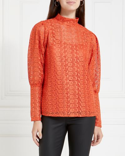 Gallery Amber Lace Top