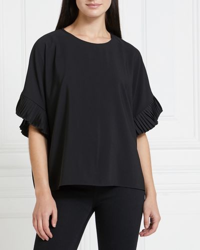 Gallery Mistletoe Frill Top
