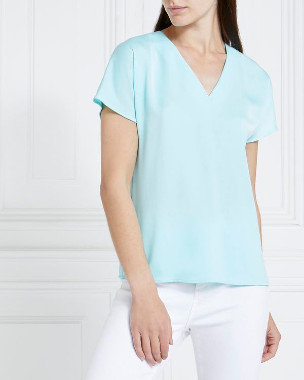 Gallery V-Neck Top