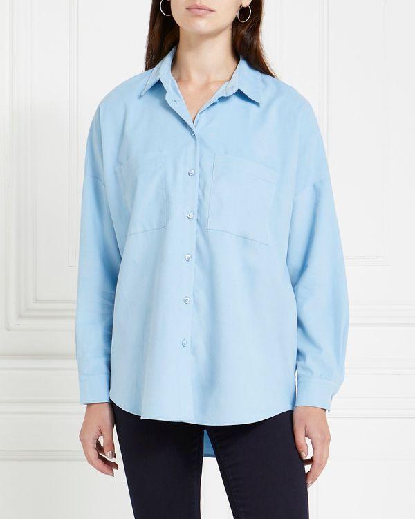Gallery Amber Cord Shirt