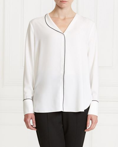Gallery Lapel Blouse thumbnail