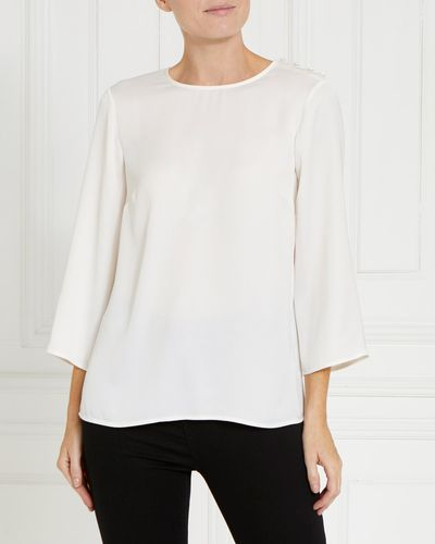 Gallery Button Detail Top