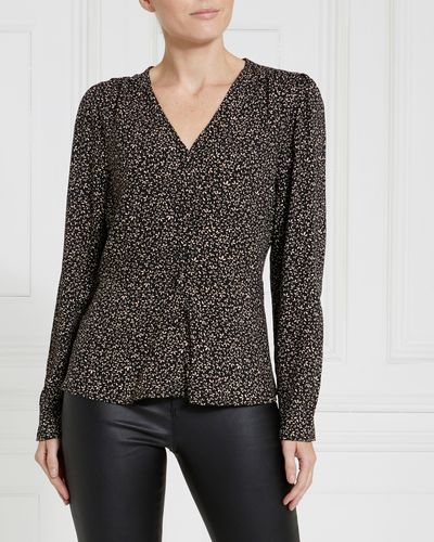 Gallery Button Front Top