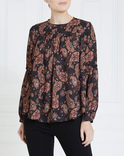 Gallery Paisley Top