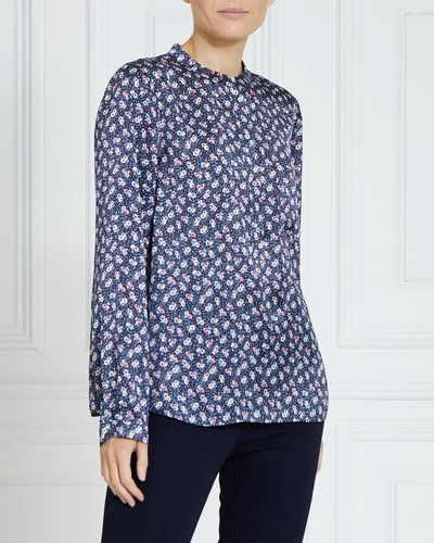 Gallery Long Sleeve Blouse