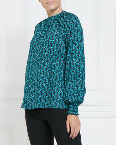 Gallery Luna Print Top