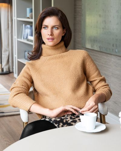 Gallery Cowl Neck Jumper