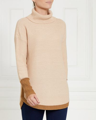 Gallery Honeycomb Jumper
