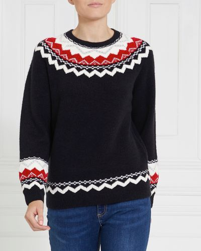 Gallery Fair Isle Jumper