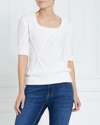 Gallery Square Cable Jumper