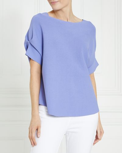 Gallery Bow Sleeve Jumper