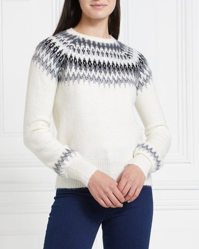 Gallery Mistletoe Fair Isle Jumper thumbnail