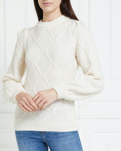 Gallery Ojai Cable Knit Jumper