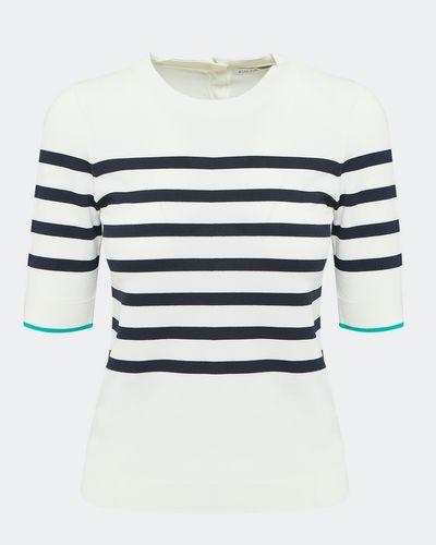 Gallery Merida Stripe Knit Top