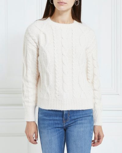 Gallery Ruby Cable Jumper