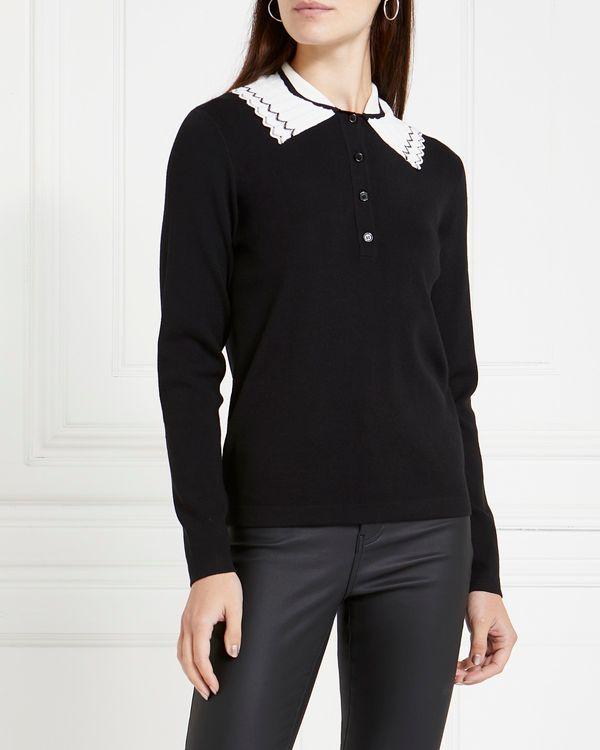 Gallery Amber Collar Polo