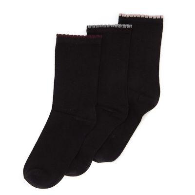Trouser Socks - Pack Of 3