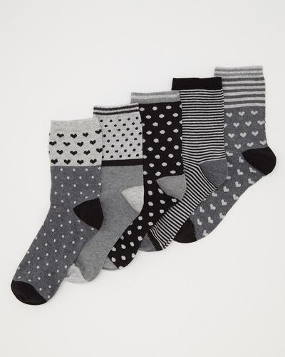 Design Socks - Pack Of 5 thumbnail