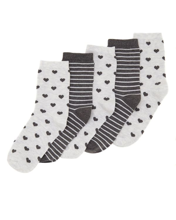 Design Socks - Pack Of 5