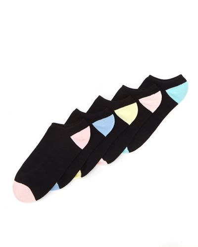 Design Trainer Socks - Pack Of 5