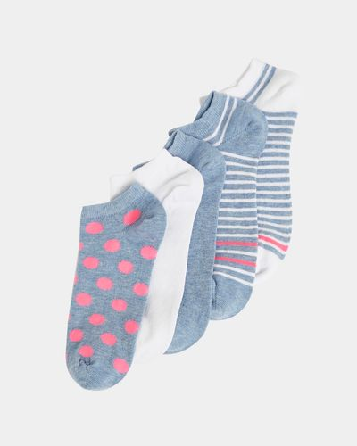 Trainer Socks - Pack Of 5