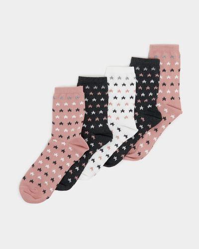 Design Crew Sock - Pack Of 5 thumbnail