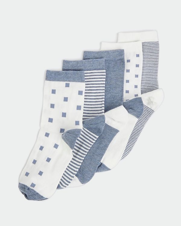 Design Crew Sock - Pack Of 5