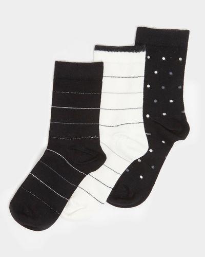 Ultimate Luxury Socks - Pack Of 3