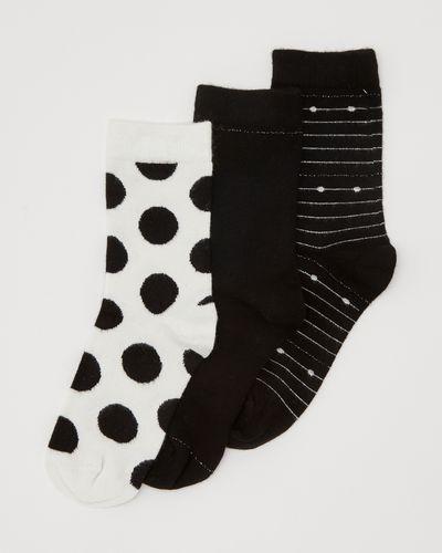 Ultimate Luxury Socks - Pack Of 3 thumbnail