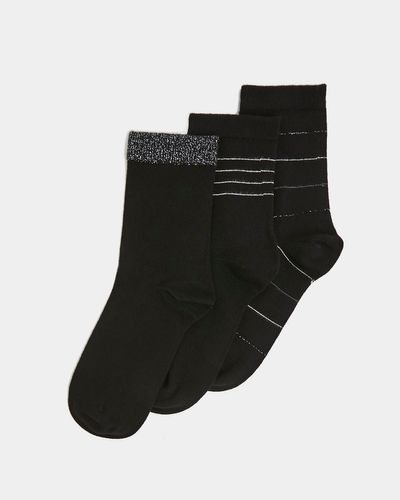 Ultimate Luxury Socks - Pack Of 3